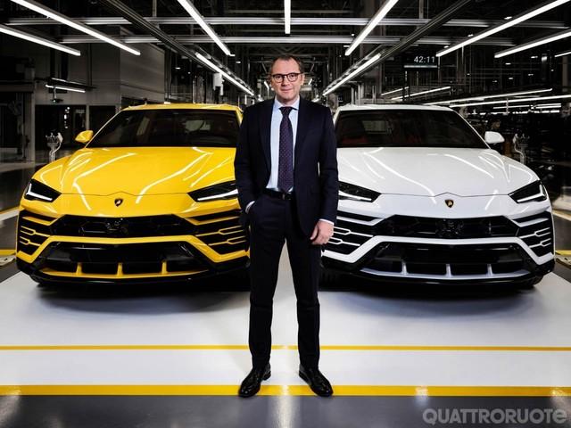 ForumAutoMotive - Domenicali, Lamborghini verso l'ibrido