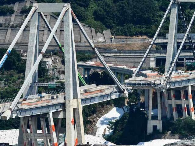 Ponte Morandi, il crollo un anno dopo/ Video, la demolizione e il nuovo ponte