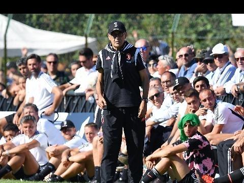 Juve: per Sarri niente Parma e Napoli