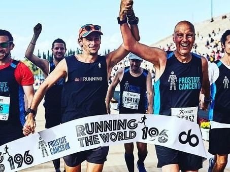 Corre 196 volte la maratona: una in ogni nazione riconosciuta dall'Onu, ecco perché Nick Butter l'ha fatto