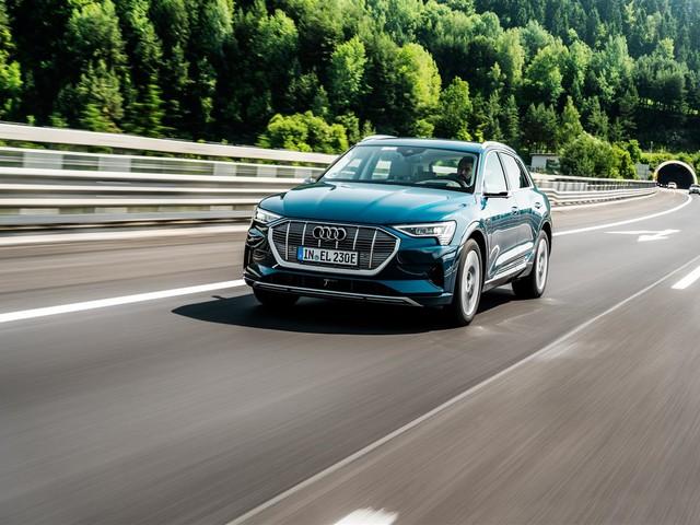 Audi: 30% emissioni in meno