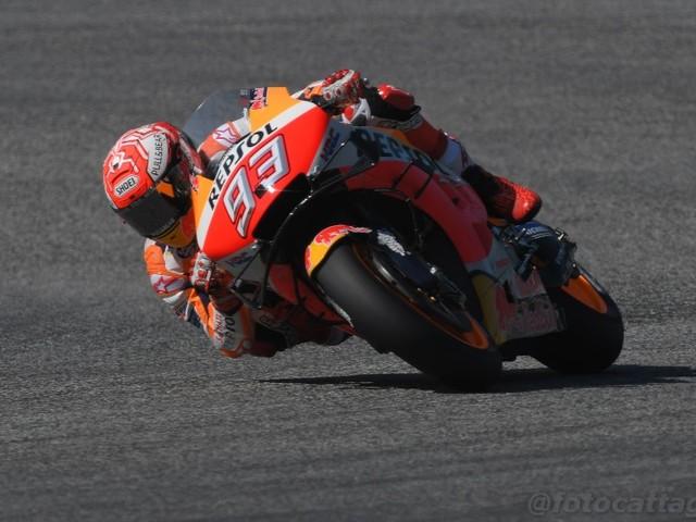 MotoGP, Risultato FP3 GP Austria 2019: Marc Marquez in vetta, bene Dovizioso. Risale Valentino Rossi
