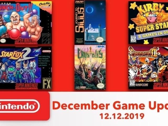 Star Fox 2, Super Punch-Out e altri quattro titoli in arrivo su Nintendo Switch Online questo mese