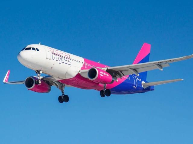 Wizz Air annuncia nuove rotte in partenza dagli aeroporti italiani