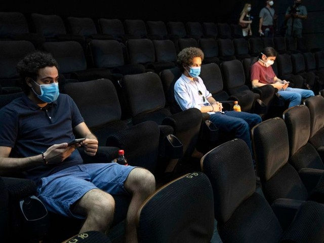 Incognita cinema: il buio oltre la sala