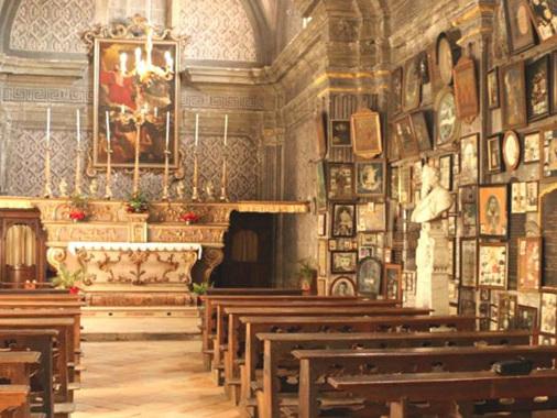 Maria, tra umanità e misticismo: sabato a Canneto si apre la mostra nella chiesa dei morti