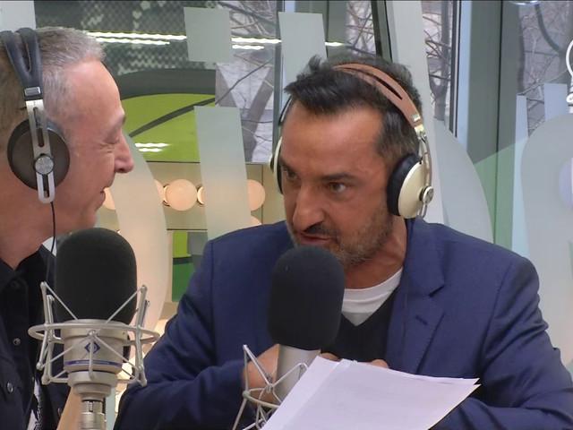 """Nicola Savino: """"Ho parlato al telefono con Elisabetta Gregoraci per rincuorarla. Mai parlato di destra e sinistra"""" (VIDEO)"""