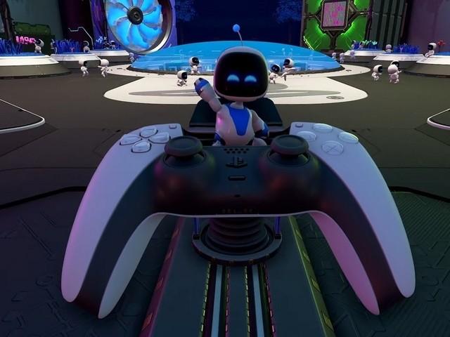 Astro's Playroom per PS5 sarà gratuito e pre-caricato sulla console al lancio