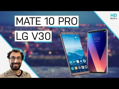 Wind: LG V30 e Huawei Mate 10 Pro disponibili con Ricaricabile e Abbonamento