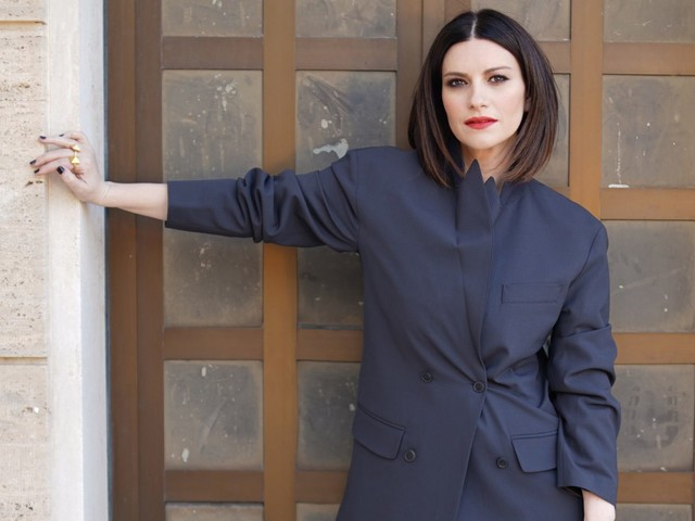 Laura Pausini ospite d'onore ai David di Donatello