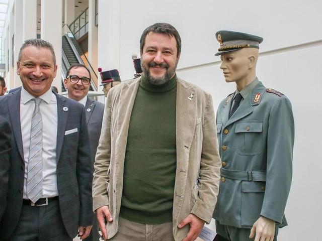 Cucchi: Salvini, caduti Ps non ricordati