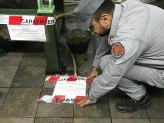 Liquidi dei frantoi finivano nei torrenti, sequestri Due strutture individuate in provincia di Cosenza
