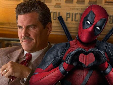 Deadpool 2: Josh Brolin è Cable nelle nuove foto ufficiali