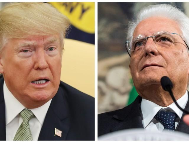 """Mattarella alla Casa Bianca, Trump: """"Italia alleato chiave per stabilizzare il Mediterraneo"""""""