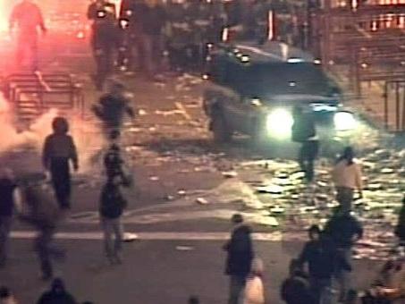 Catania, tifo violento: venti ultras in carcere