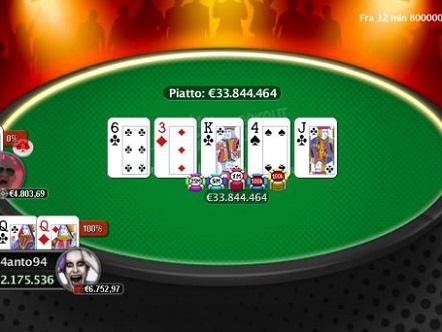 Sunday Million: vince 94anto94, Briotti quinto