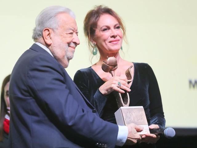Roma: Premio Virna Lisi per la migliore attrice italiana 2019 ad Elena Sofia Ricci.