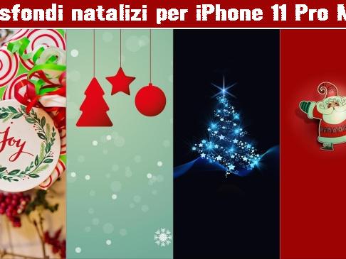 40 sfondi natalizi per iPhone 11 Pro Max - Web Apps Magazine