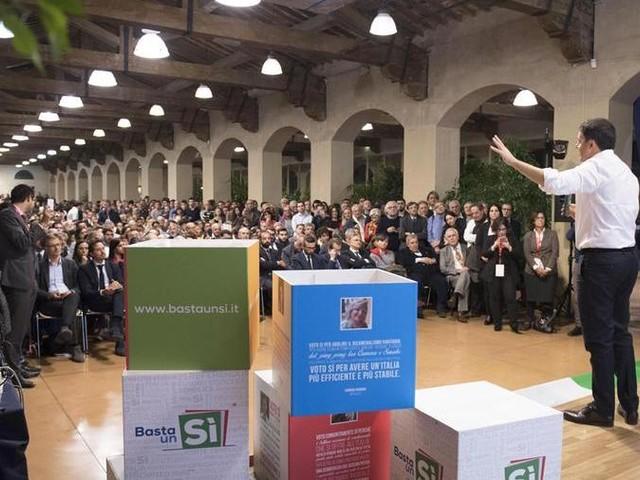 Leopolda, indagato il presidente della Fondazione che finanziava Renzi