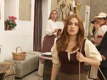 Il Segreto: Puntata n. 1606 - L'eroismo di Julieta! [Venerdì 16 febbraio 2018]