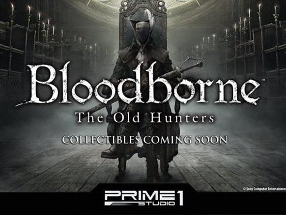Prime 1 Studio: Bloodborne The Old Hunters Statue – Teaser