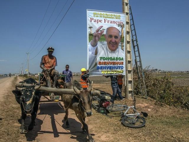 Papa Francesco in Madagascar: «C'è una sola e complessa crisi socio-ambientale»