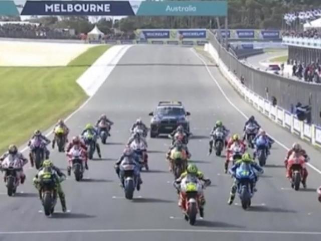 MotoGP Australia 2017: orari diretta tv, gara Phillip Island in chiaro su TV8?