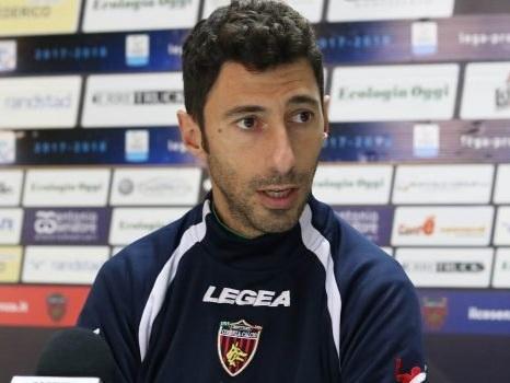 Cosenza, Occhiuzzi è ufficialmente l'allenatore