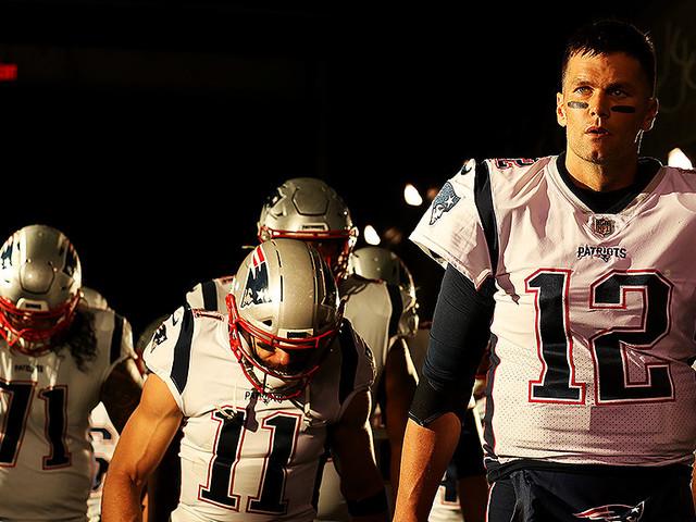 Patriots-Ravens Week 9 Predictions