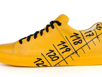 Il Centimetro lancia la sua prima linea di sneakers e guarda ai mercati esteri