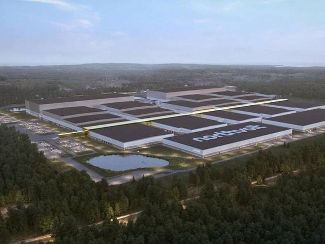 Volkswagen - Nuovo investimento da 500 milioni di euro nella Northvolt
