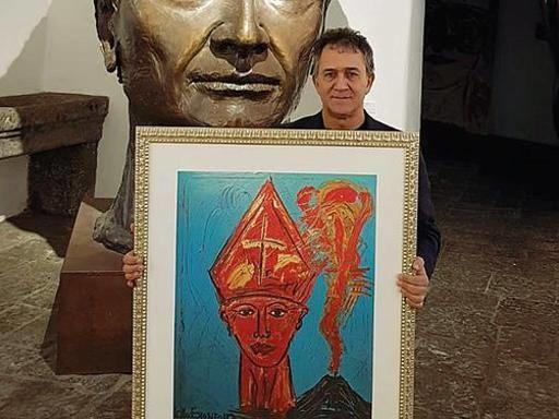 Litografie d'arte, il nuovo business di Vincenzo Boccia