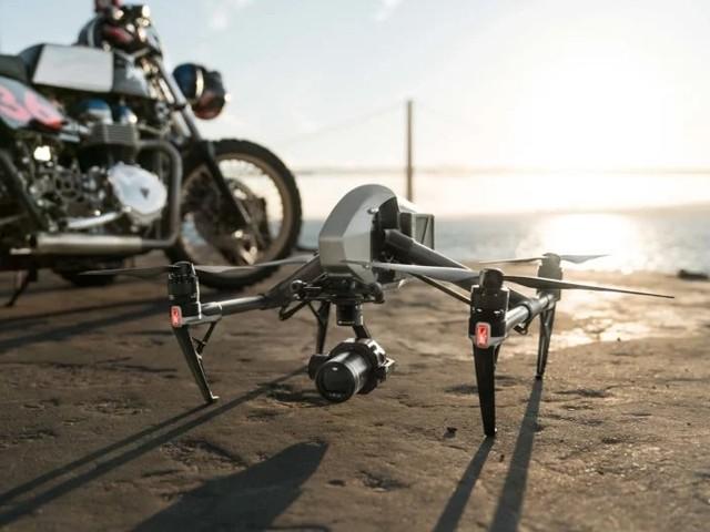 DJI Zenmuse X7: il gimbal per droni che fa video a 6K