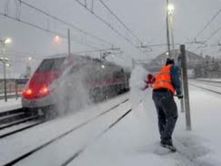 Maltempo, RFI assicura circolazione ferroviaria verso la normalità