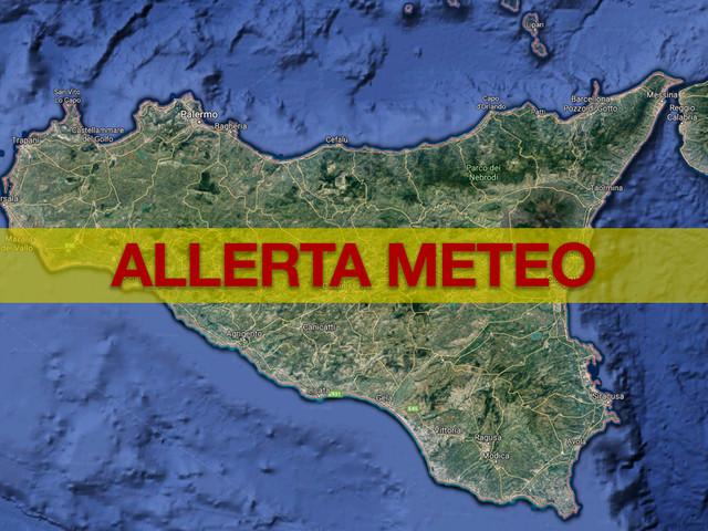 Allerta Meteo Sicilia: venti di burrasca e mareggiate