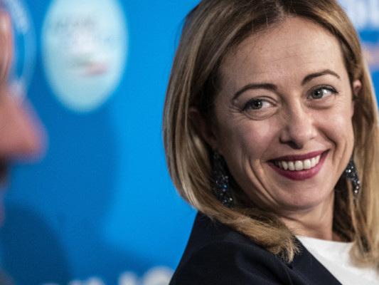 """""""Al centro ci sono più partiti che voti"""", dice Giorgia Meloni"""