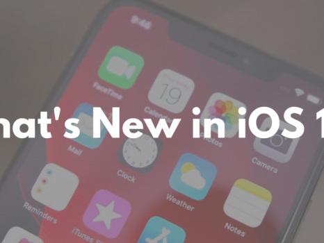 Più che importanti novità e problemi risolti in iOS 13.1: lista ufficiale