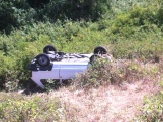 Acri, tragedia nella notte, un giovane è morto precipitato con la sua auto in una scarpata
