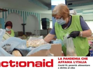 Povertà alimentare in Italia, ActionAid: «Emergenza alimentare mai così grave»