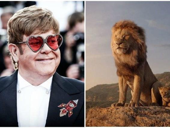 """Elton John: """"Il live action del Re Leone ha perso tutta la magia dell'originale, una delusione"""""""