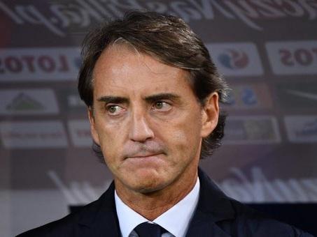 Nazionale, Mancini: «L'Italia non ha il problema del centravanti»