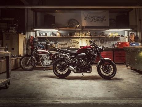 Yamaha XSR 700 e XSR 900: nuovi colori per il 2018