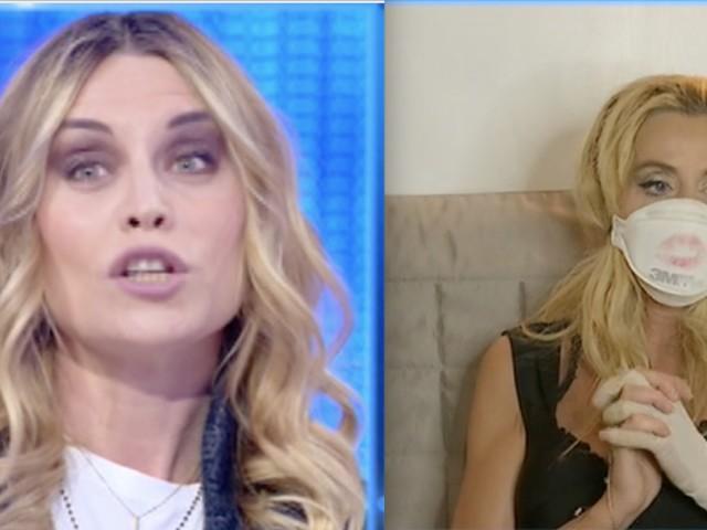 """Elenoire Casalegno contro Valeria Marini: """"Non mi far dire cosa ho visto"""""""