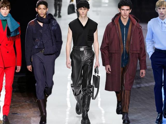 Tendenze moda Autunno inverno 2019: Il teorema del rombo