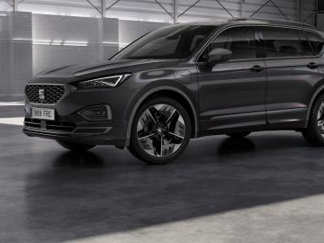 Seat Tarraco FR in video dal Salone di Francoforte 2019