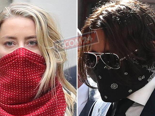 Johnny Deppvs. Amber Heard, il peggio di un matrimonio da incubo:violenze, litie cannabis alla figlia minorenne