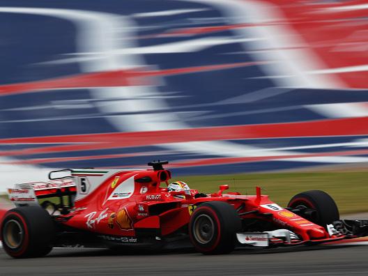 """Ferrari, ancora problemi ad Austin. Vettel: """"Non sono preoccupato"""""""