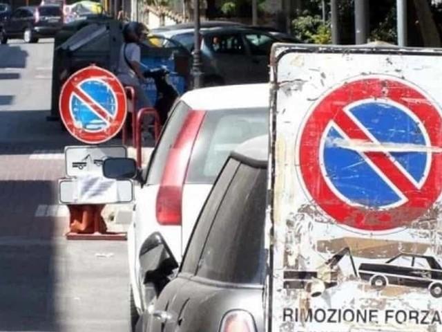 Lavori in corso Mazzini: divieto di sosta lungo la via