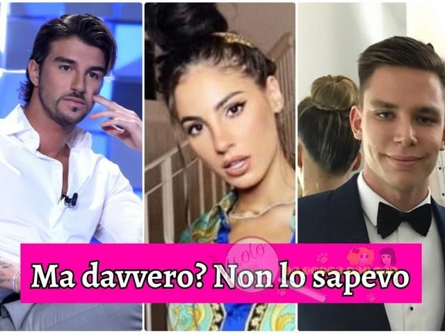 'Gossip' Giulia De Lellis ha tradito Andrea Damante? Ecco la sua versione dei fatti poi sparita dai social (ma le talpine avevano salvato)
