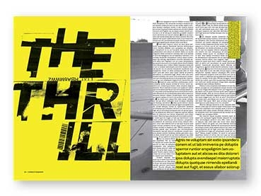 10 Ways to Get Experimental in Editorial Design